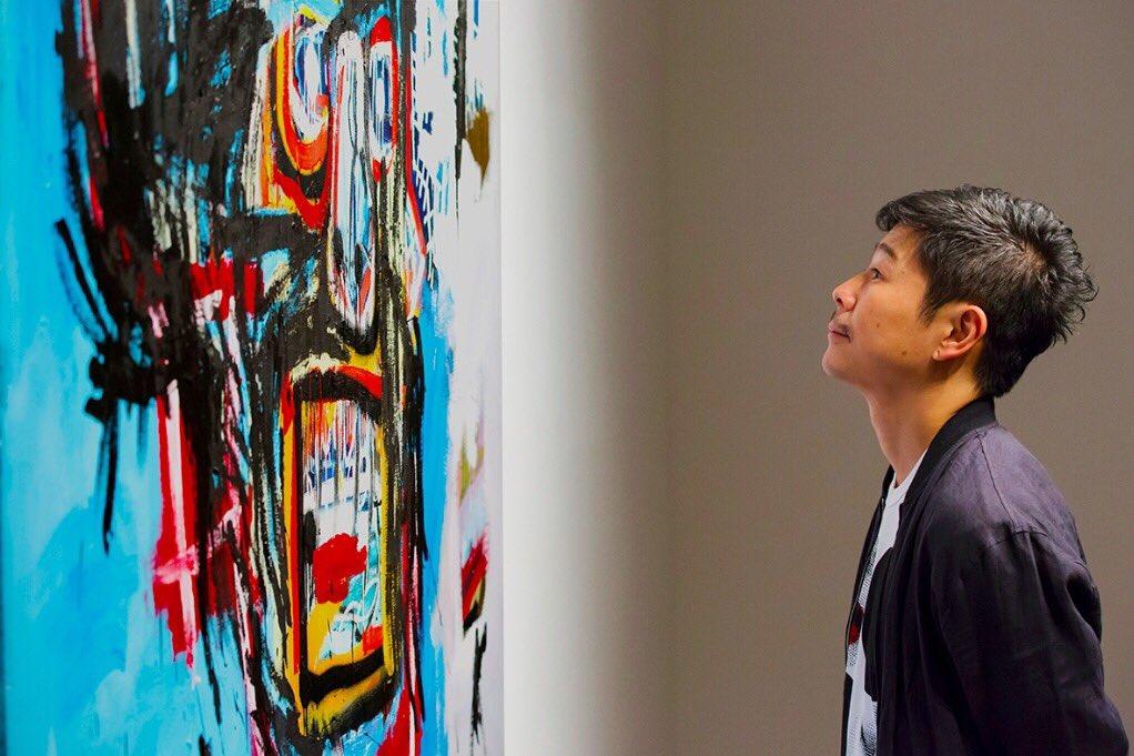 Yusaku Maezawa_Basquiat_distract tv