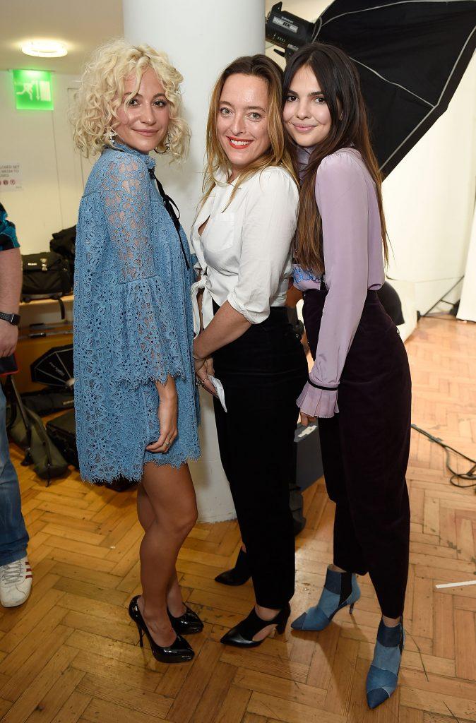 Distract TV_Pixie Lott_Temperley London Alice Temperley Interview
