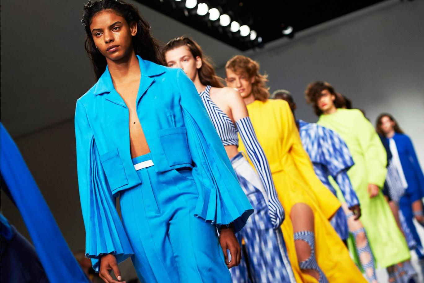 Richard Malone SS18_london fashion week