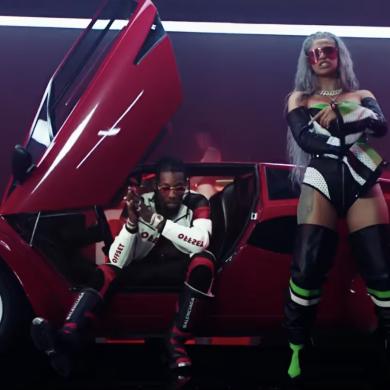 Migos, Nicki Minaj, Cardi B - MotorSport Video