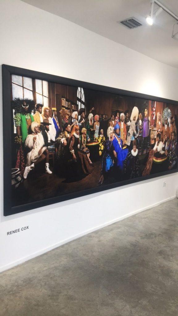 Renee Cox Art Basel Miami_Distract TV