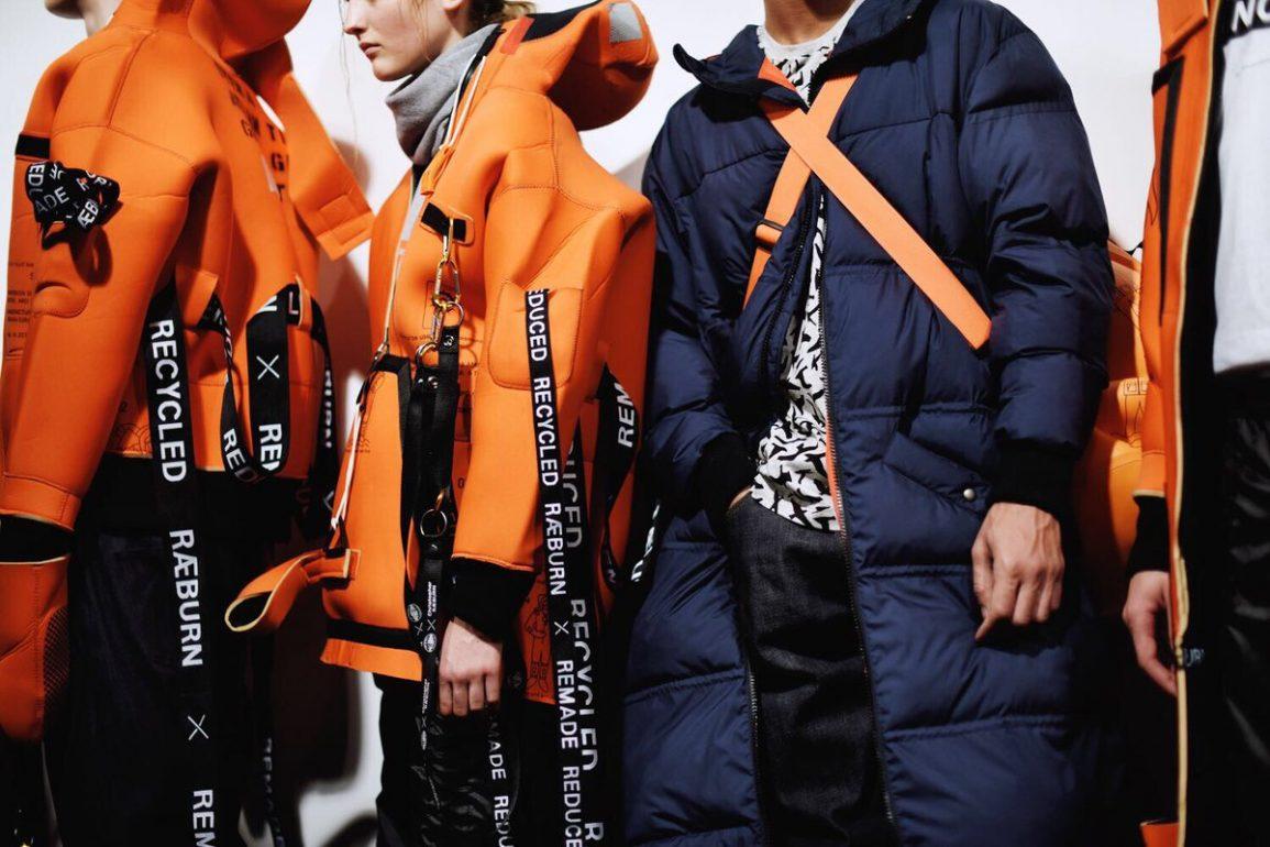 Christopher Raeburn AW18 Immerse_Distract TV_London fashion week men's