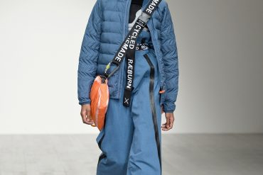 Christopher Raeburn AW18 Immerse_Distract TV_London fashion week men's