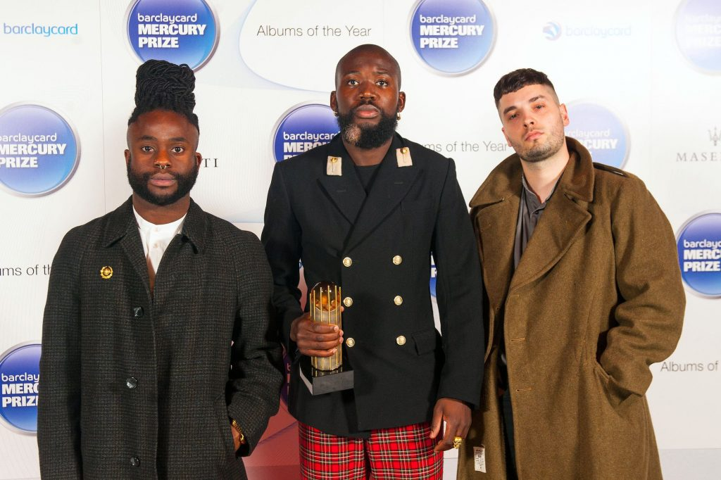 Rap trio Young Fathers Mix elements of rap, R'n'B, dub and gospel on