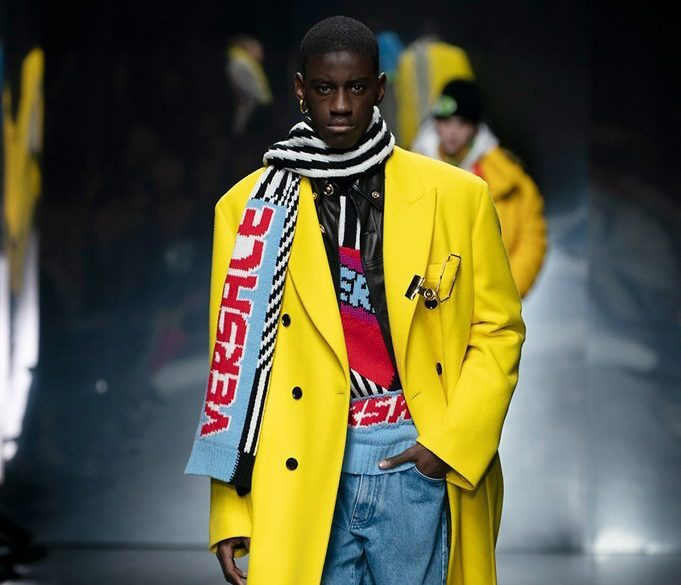 Versace FW18 Menswear