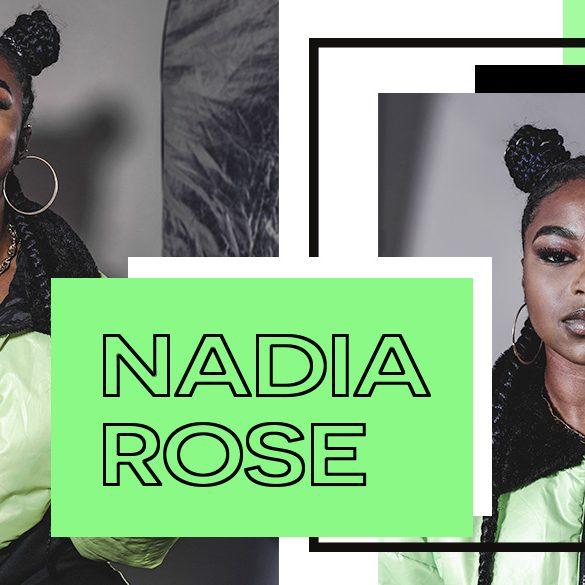 Nadia Rose Interview_Distract TV_Rihanna R9 Album_drake instagram