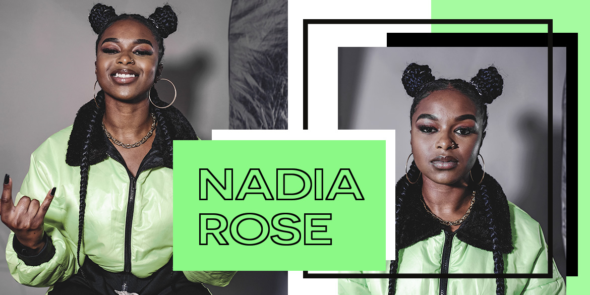 Nadia Rose Interview_Distract TV_Rihanna R9 Album_drake instagram